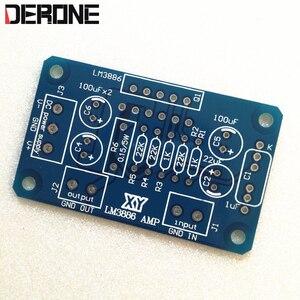 Image 3 - LM3886TF lm3886 amplificateur de puissance PCB HiFi audio professionnel 1 pièce pour Audiophile bricolage
