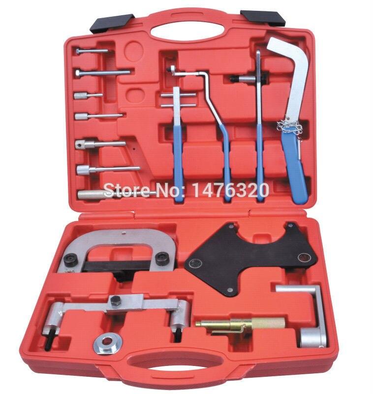 Automotive Engine Timing Camshaft Locking Setting Tool Kit For RENAULT OPEL VOLVO AT2126 6pcs set vag timing toolkit for vw audi skoda 1 0 1 2 1 4 tsi tgi automotive engine timing camshaft car repair tool kit