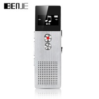 BENJIE BJ M23 8GB Digital Voice Recorder 20m Professional Audio Recorder Portable One Key Recorder With