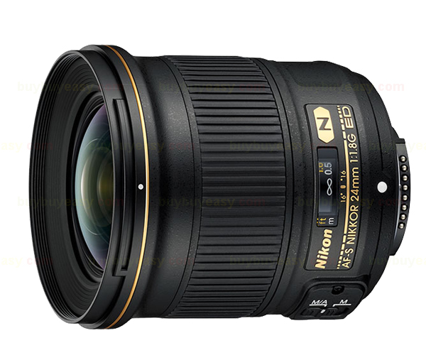 New Nikon AF S Nikkor 24mm f 1 8G ED Lens For D7500 D7200 D810 D750