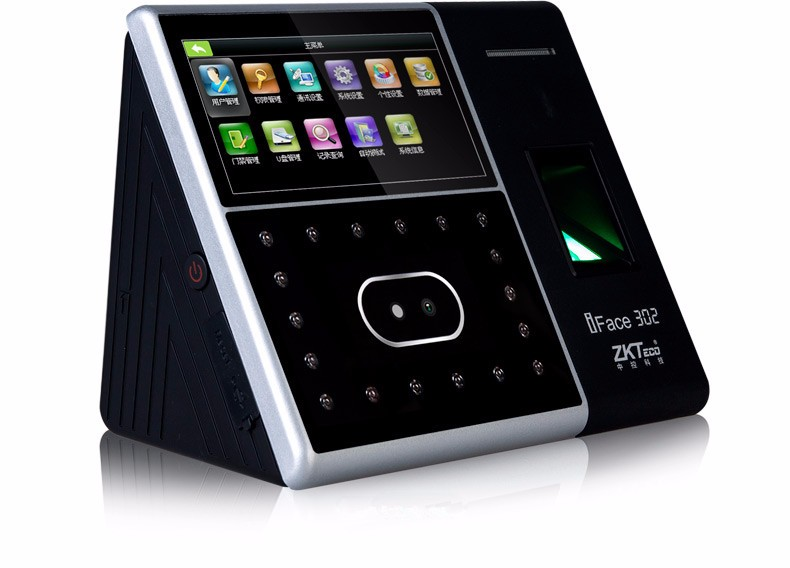 Face-Recognition-Machine Access-Control-Software Biometric Technology Facecode-Pc Iface302
