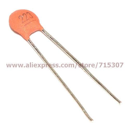 Aliexpress.com : Buy PHISCALE 200pcs Ceramic capacitors ...