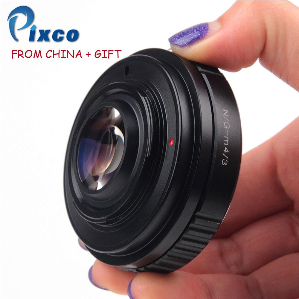 ADPLO 010806, N / G-M4 / 3 Brennweitenreduzierer - Kamera und Foto