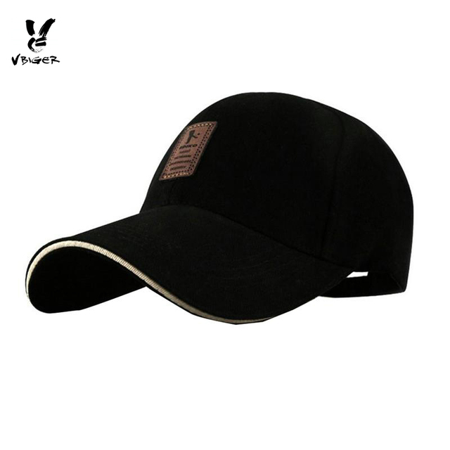 cbf87820017a9 VBIGER Baseball Hat Chic Peaked Cap Stylish Casquette Hat Trendy Baseball  Cap for Men Women