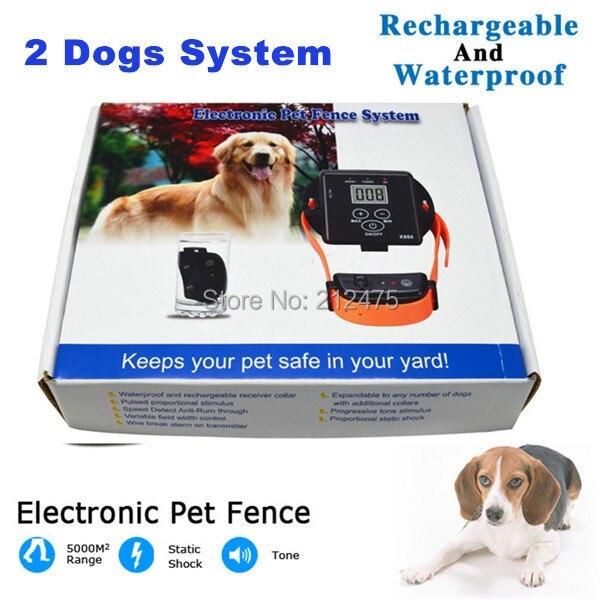 Dog Training Collar System