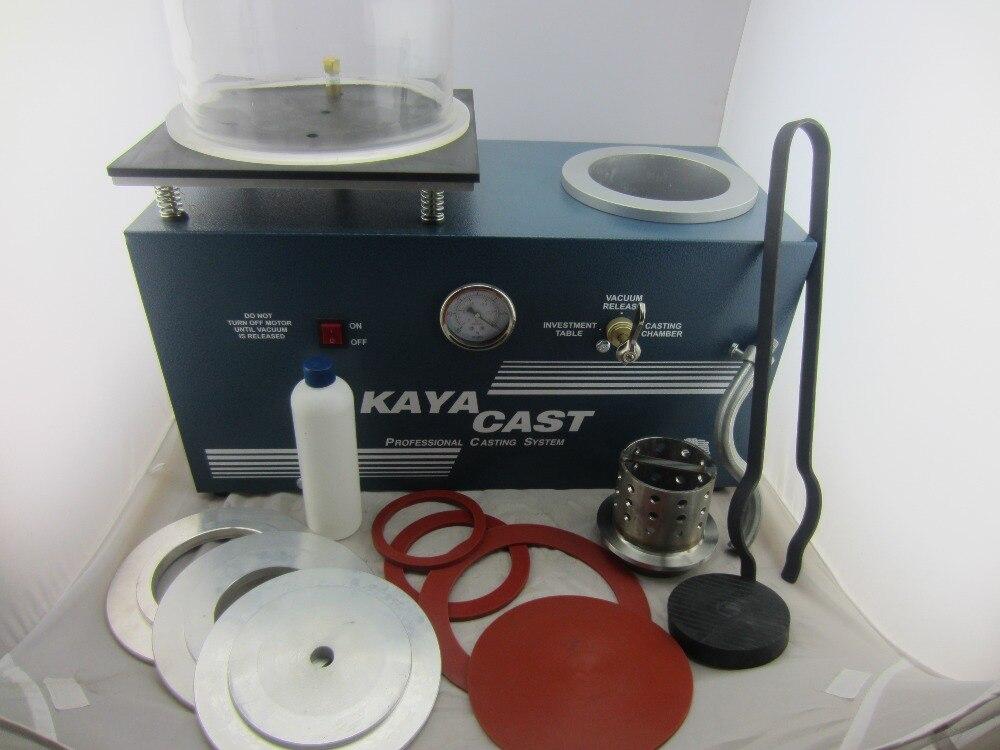Mini Vacuum Investing & Casting Machine Jewelry Machine & Equipment goldsmith mold caster joyeriaMini Vacuum Investing & Casting Machine Jewelry Machine & Equipment goldsmith mold caster joyeria