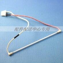 10 stks x 5.7 inch Backlight CCFL Lampen w/kabel voor LCD Laptop DVD Display Industriële Medische Scherm 100mm * 2mm Gratis Verzending