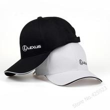 New Unisex Cotton Outdoor Embroidery Lexus baseball cap Snapback Fashion  Hats For Men   Women casual 52a6dbca7098
