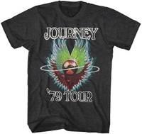 Reise 1979 Evolution Tour Rockmusik Erwachsenen T-shirt