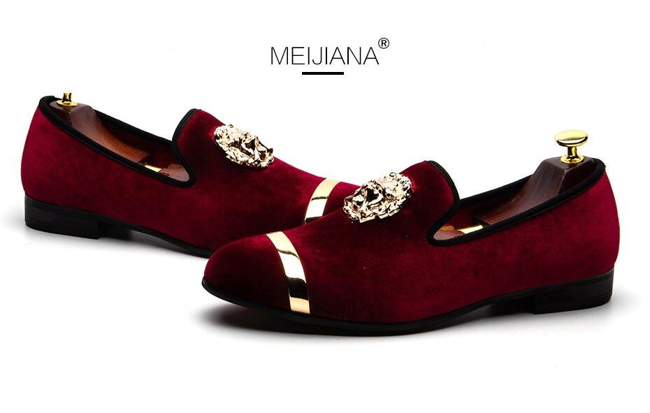 HTB1O3X1X2vsK1RjSspdq6AZepXaN MEIJIANA New Big Size Men's Loafers Slip on Men Leather Shoes Luxury Casual Fashion Trend Brand Men's Shoes Wedding Shoes