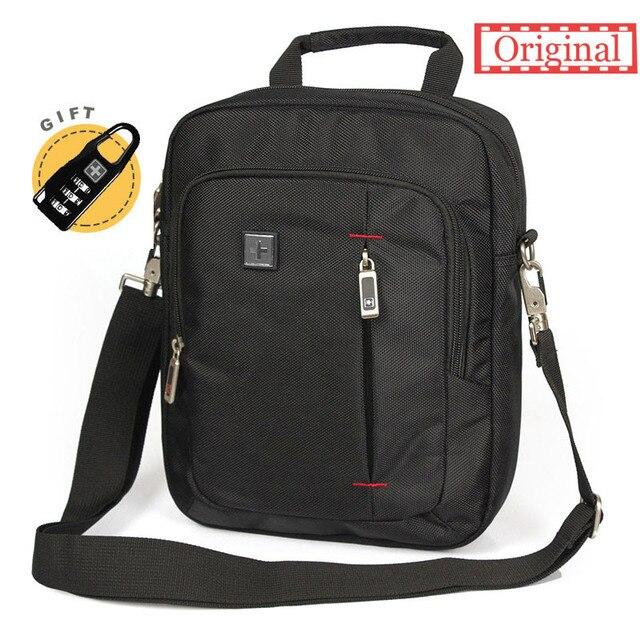 fdf3753c3e Swiss Brand Small Shoulder Bag for Men Daily Messenger Bag for Phones and  11