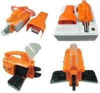 Пневматический прессовочный станок/инструмент для обжима кабельные наконечники и разъемы AM 30 пневматические инструменты