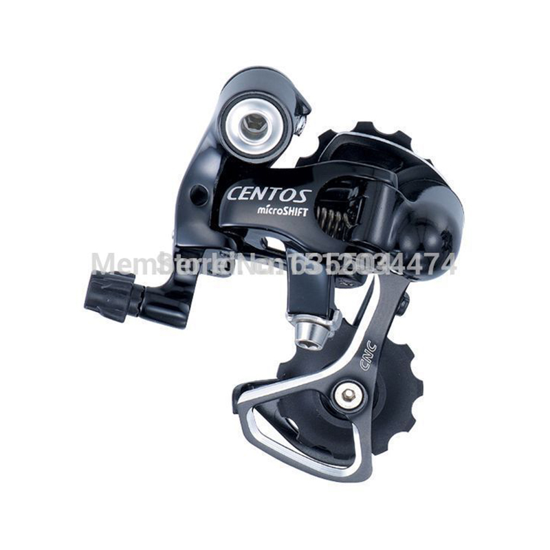 microSHIFT Road 10 Speed Rear Derailleur Bike Parts Bike Derailleur Compatible for Shimano Road Bicycle Rear