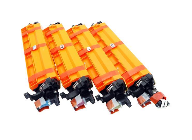 compatible color developer unit DV311 For minolta C220 C280 C360 copier DV311 printer consumables KCMY 4pc