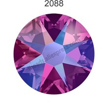 100% Original Crystals from Swarovski 2058 XILION 2088 XIRIUS Rose no hotfix  flat back rhinestone strass for nail art or jewelry c37c51d74bfd