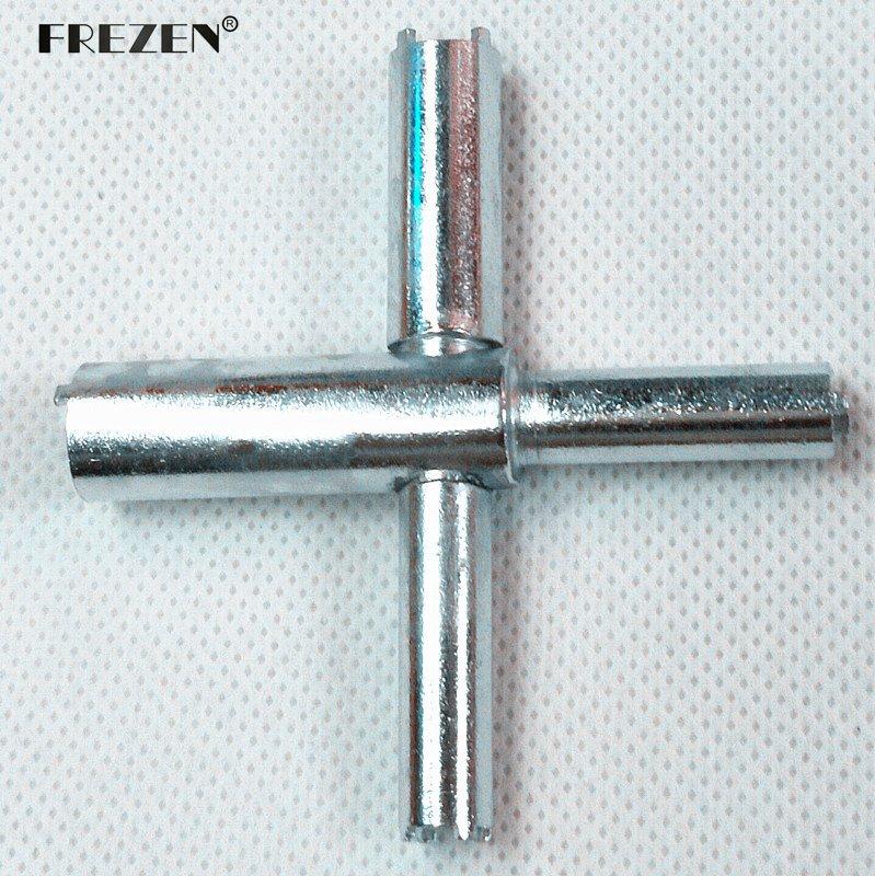 Silber X-Schlüssel Repair Tool für BAOFENG UV-5R 888 S MOTOROLA GP338 WOUXUN HYT TYT PUXING walkie-talkie Zwei 2-wege-radio
