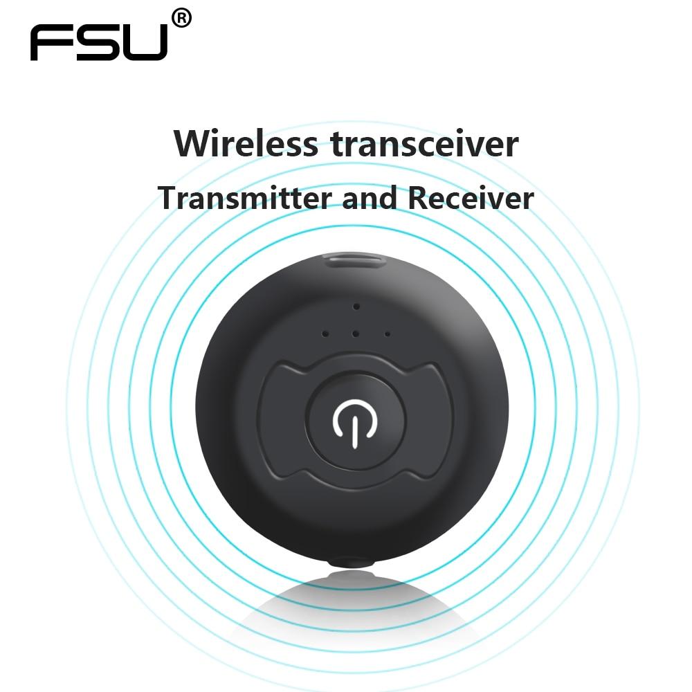 Tragbares Audio & Video 3,5mm Jack Drahtlose Bluetooth Transmitter Multi-punkt Blutooth Audio Musik Stereo Transmite Dongle Adapter Für Tv Pc Tablet Mp3 SchöNe Lustre Funkadapter