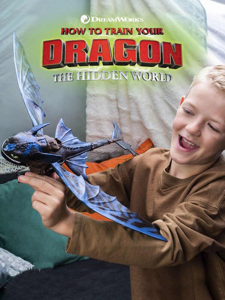 Genuíno como treinar o seu dragão gigante fogo respiração desdentado 20 polegadas dragão com efeitos de respiração de fogo crianças brinquedo presente