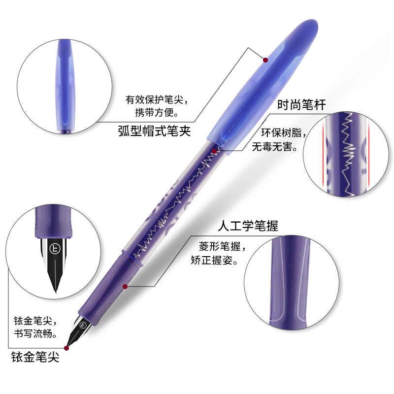 ألمانيا شنايدر التأليف خرطوشة قلم حبر 0.5 الخط الكتابة قلم حبر 1 قطعة