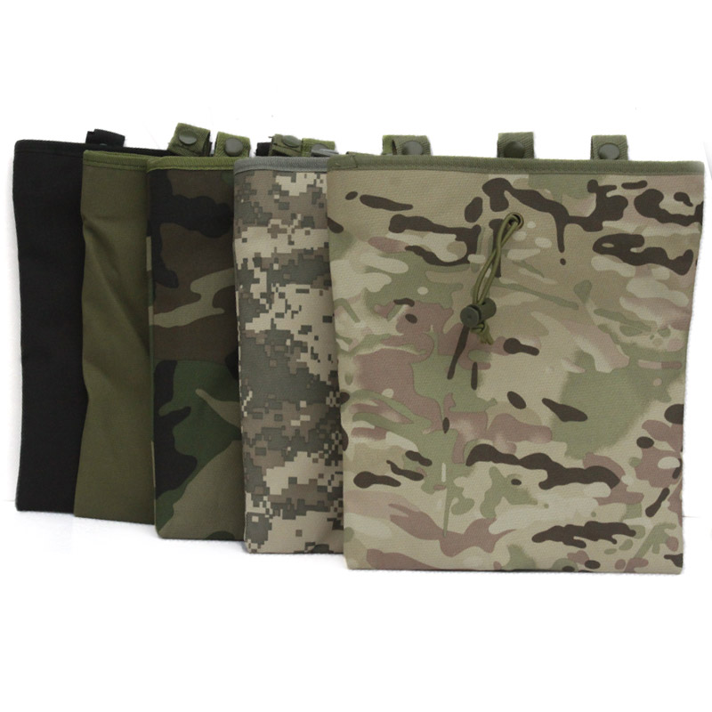 Pochette à benne basculante tactique Airsoft Paintball Molle poche à munitions sacs de chasse équipement militaire