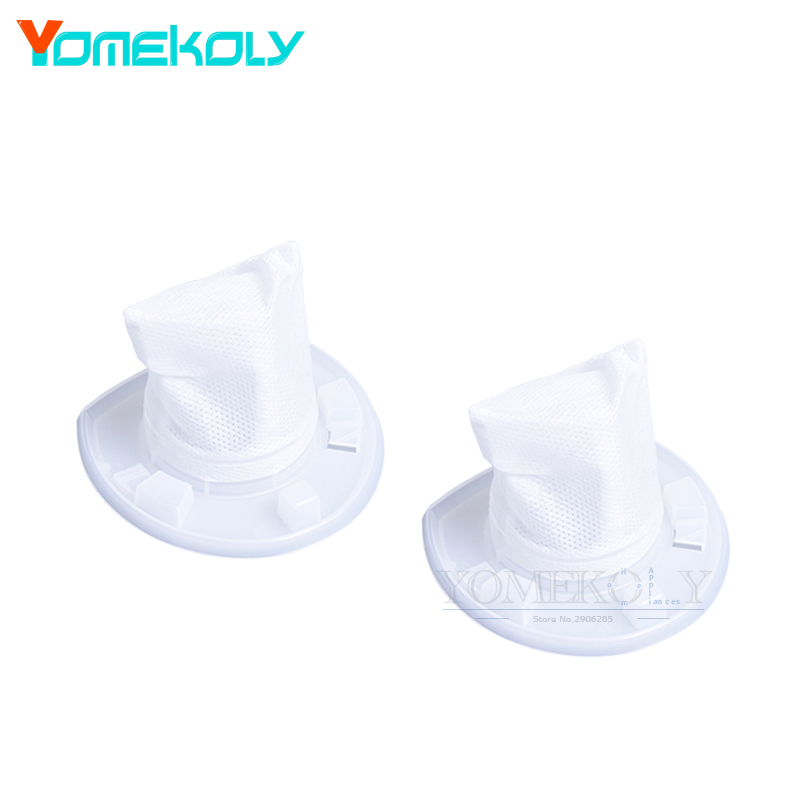 2PCS Replacement Filters for Black&Decker Dustbuster VF110 Filter Cups Cordless Hand Vacuum Cleaner Accessories