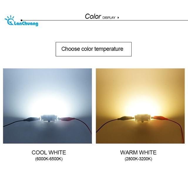 Led cob 20w 30w 50w cold white warm white for choosing