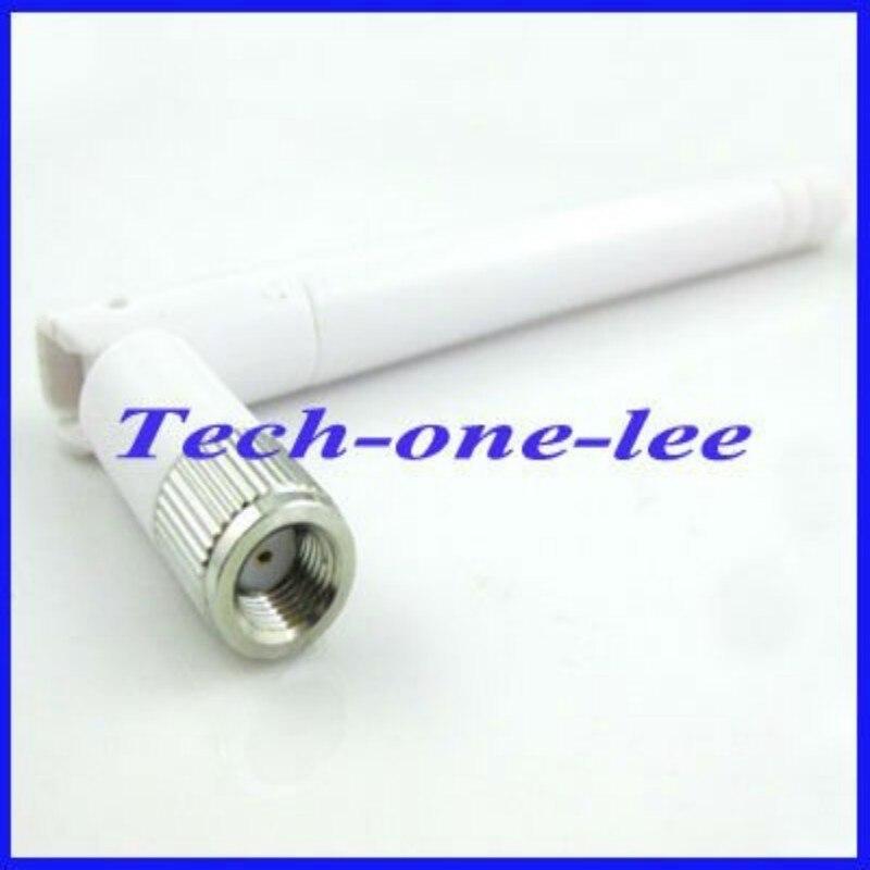10 шт./лот wifi антенна 2,4 ГГц 2dBi антенна RP-SMA разъем Omni для беспроводного маршрутизатора