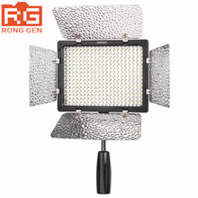 YONGNUO YN-300 II YN-300II 3200K-5500K LED Video Light Camera Camcorder with Remote Control for Canon for Nikon for SONY DSLR