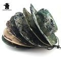 MULTICAM HAT ARMY BOONIE HAT military camouflage bucket hats hunting hiking fishing Climbing camping many colours DB3E1
