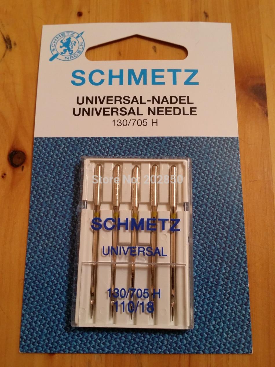 SCHMETZ Universal Bulk Size 110//18 130//705 H Household Sewing Machine Needles