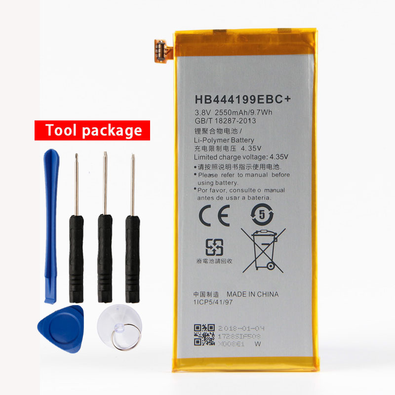 Cl00 Chm-tl00h G Play Mini 2550mah Buy Now For Huawei Honor 4c C8818 Chm Trustful Hua Wei Original Replacement Phone Battery Hb444199ebc