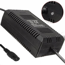 ใหม่ 24 โวลต์ charger ตะกั่วไฟฟ้าสกู๊ตเตอร์ e   bike แหล่งจ่ายไฟ eu สมาร์ทสกู๊ตเตอร์ charger 24 โวลต์ 1.8A กับ connector การบิน