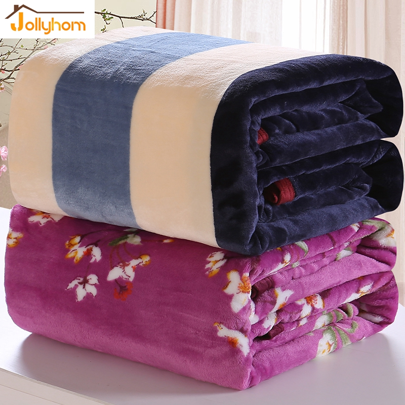 150 200 cm 180 200 cm 200 230cm thick warm flannel blanket air sofa. Black Bedroom Furniture Sets. Home Design Ideas