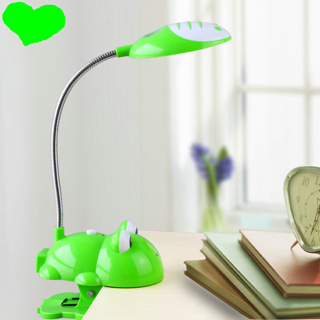 nice table lamps unique cartoon lovely nice design led clip table lamp small lamp for student