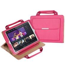 """Bolsa de la cartera Cartera de Negocios para el iPad de Apple Pro 12.9 """"Accesorios de la Tableta de LA PU de Cuero Multifunción Bolso de 2016 Hot New"""