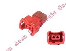 цена 1SET DJ7023YD-3.5-21 male Connector cable Terminal plug connectors jacket auto Plug socket 2 pin female Connector automotive онлайн в 2017 году