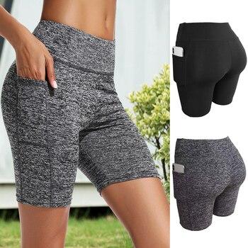 Spandex Yoga Shorts