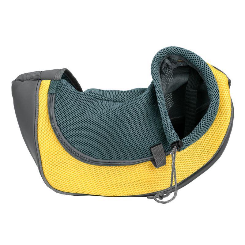 Newest Pet Dog Cat Puppy Carrier Comfort Travel Tote Shoulder Bag Sling Backpack S/M