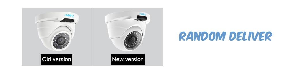 Reolink PoE IP Camera HD 4MP Outdoor Indoor Weatherproof