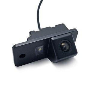 Image 1 - Wodoodporna kamera cofania samochodu HD dla Audi A3 A4 A6 A8 Q5 Q7 A6L Night Vision Auto kamera cofania pojazdu kamera parkowania