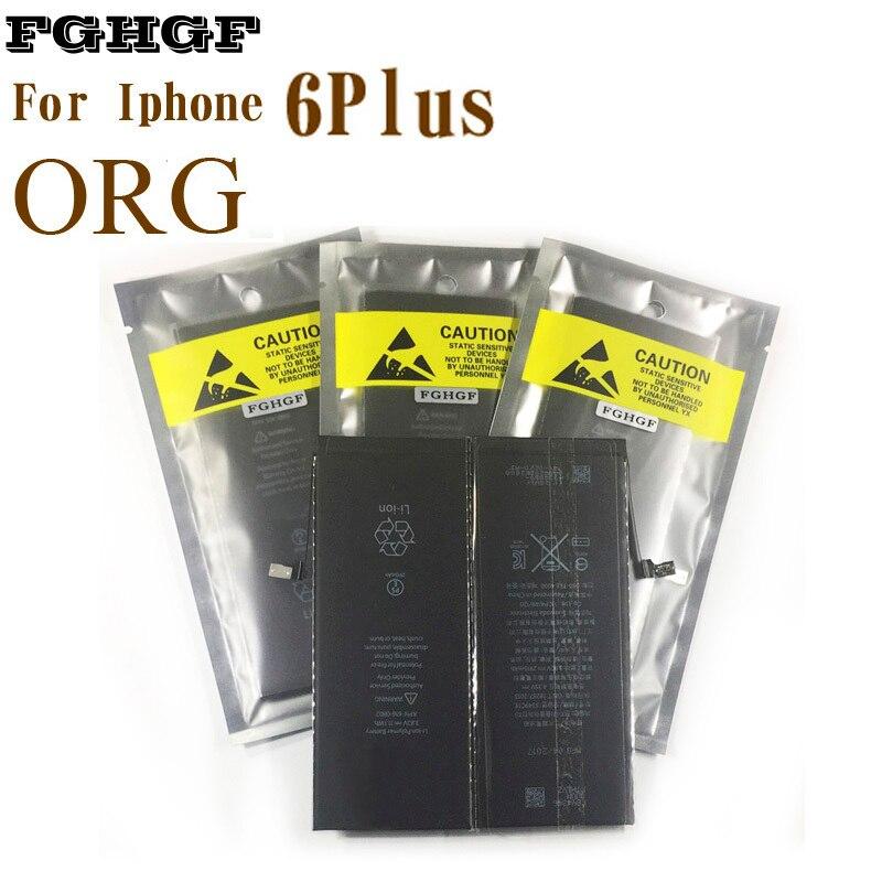 Fghgf телефон Батарея 10 шт./лот для iPhone <font><b>6</b></font> plus оптовая продажа 2915 мАч <font><b>0</b></font> цикл сделаны Orig org защиты доска и qlty ячейки