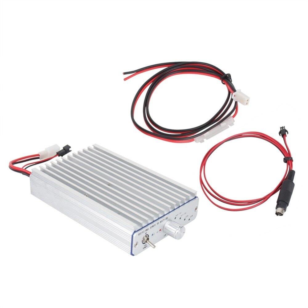 Radio HF Power Amplifier For YASEU FT 817 ICOM IC 703 Elecraft KX3 QRP Ham for