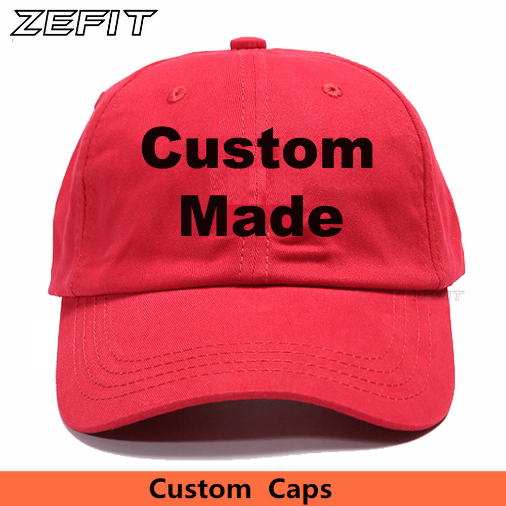 Personality Design Unstructured Baseball Caps Cotton Twill Soft USA Sportman Adult Kids Size Dad Hats Own