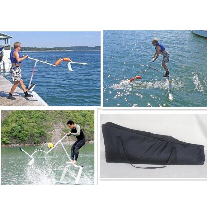 Водный скутер для взрослых водный шкипер крутой спортивный Летающий на морском бассейне скутер водный спортивный инвентарь размах крыльев