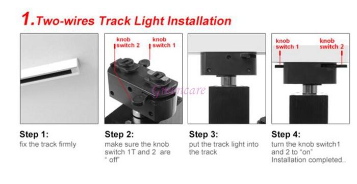 TRACK LIGHT COB DETAILS09