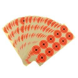 MagiDeal мишени для стрельбы шт. 250 реактивной брызг бумага наклейки мишень диаметр 5 см принадлежности для охоты