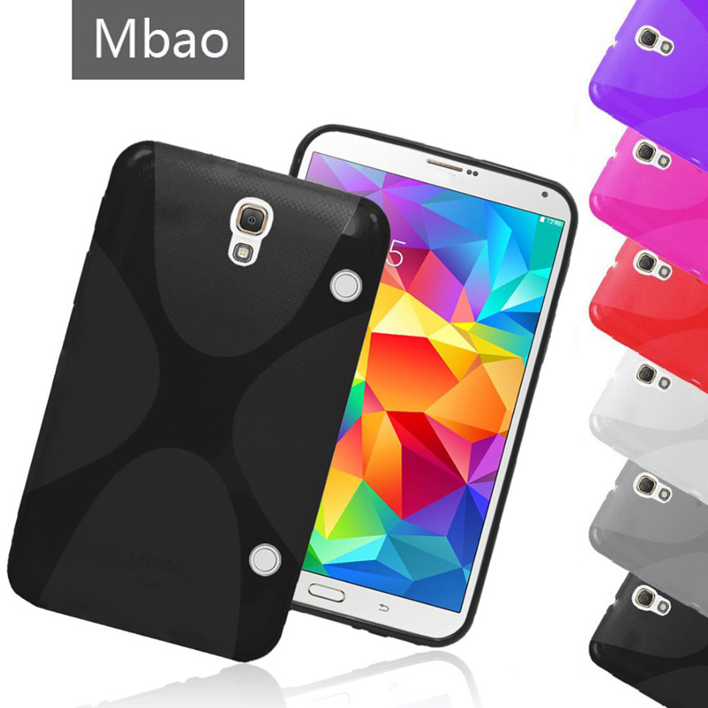 Quality X Line Skin Tab Cover TPU Case Silicon Cover Soft Gel Back Cover For Samsung Galaxy Tab S 8.4 8.4 T700 T705C Tablet t700 soft tpu rubber cover semi transparent back case for samsung galaxy tab s 8 4 t700 t705c silicone case