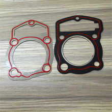 For Loncin motorcycle accessories modified for Jialing Xinyuan CB 125 150 200 250 cylinder head gasket