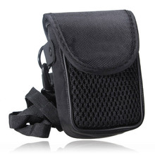 Compact Digital Camera Bag Pouch Strap Case for Nikon S 30 3300 4300 6300 6400 800c 9300 for Canon A 1300 2300 2400 3400