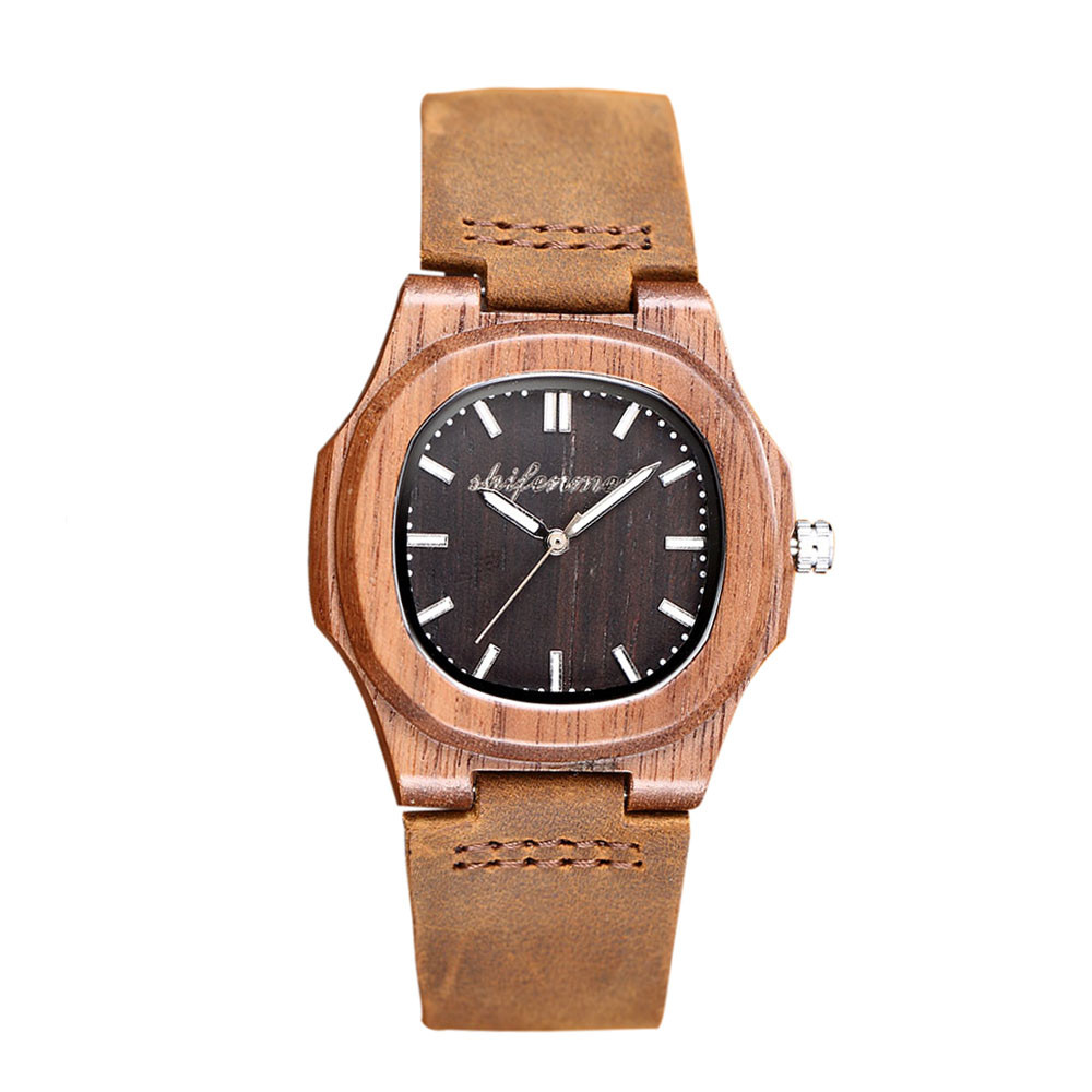 Luxury Brand Men Watches 2018 Fashion Leather Men Quartz Watch Casual Males Business Watch women relogio masculino dropshipping